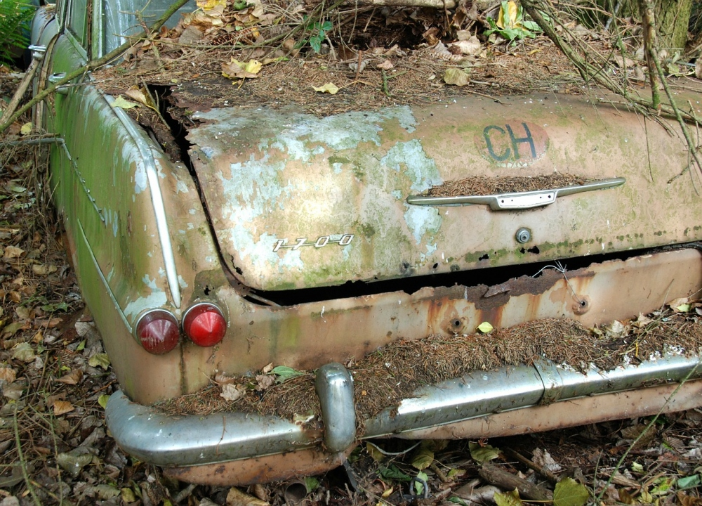 How To Keep Your Old Car Feeling New
