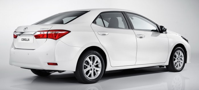 New Toyota Corolla Altis – An Overall Better Package