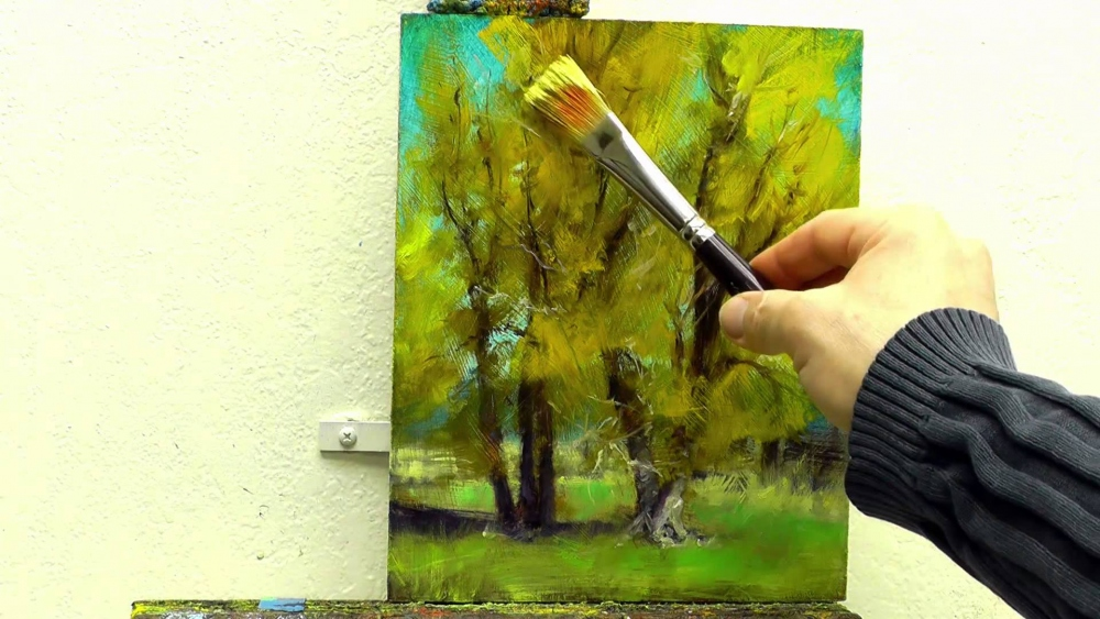 Tips For High School Art Students To Paint Fast