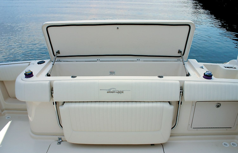 Boat Refrigerator Storage 101: How To Make Efficient Use Of A Small Storage Space