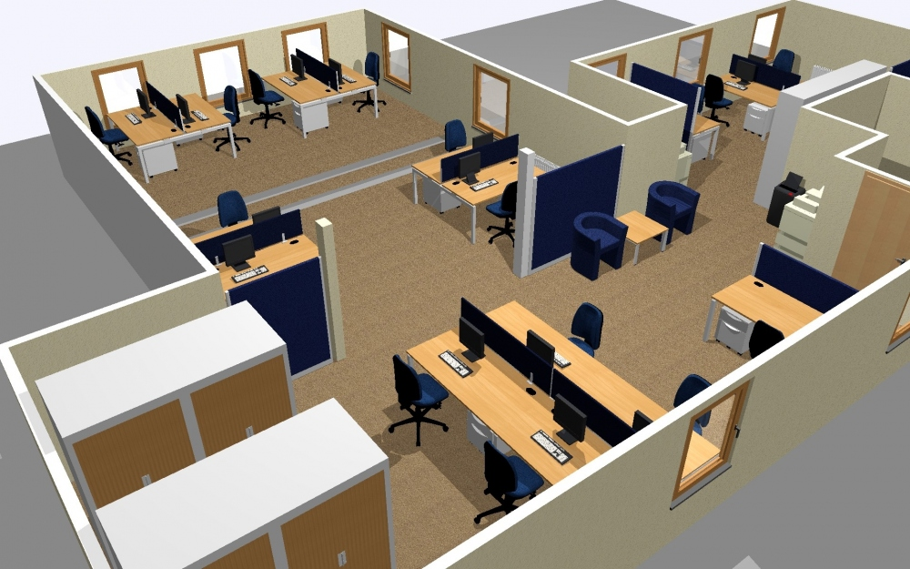 Plan Your Office Design