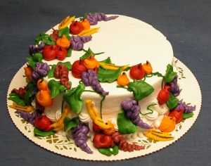 Decorate your cake