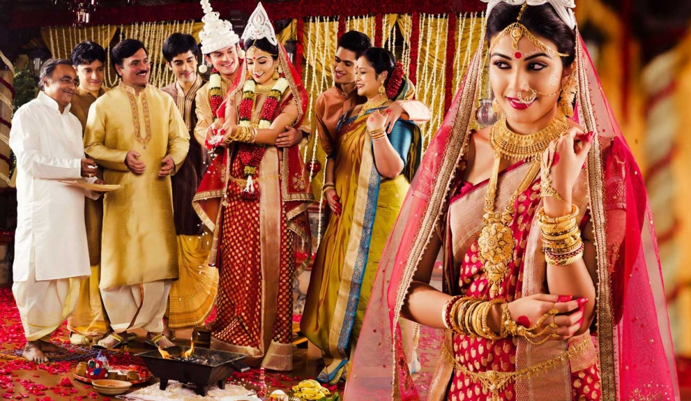 Essential and Sacred Rituals Of Bengali Weddings
