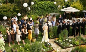 Planning An Evening Wedding Outdoors