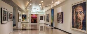 Fine Art Galleries - How Galleries Sell Paintings Online