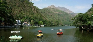 Nahan - Exhibiting The Best Of The Natural Beauty Of Himachal Pradesh