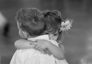 Eight hug a day