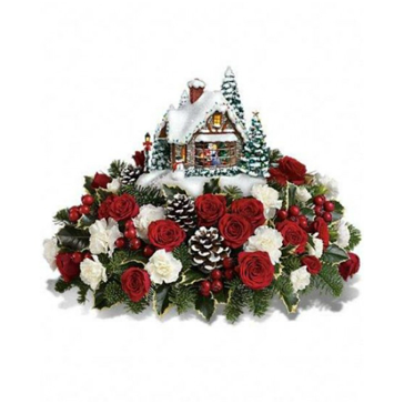 Rekindle Flame Of Love With Top Rated Christmas Flowers