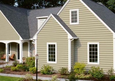 Vinyl Siding Adds Value To Your Home