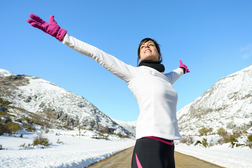 Some Scientific Reasons Why We Tend To Put On Weight During Winter