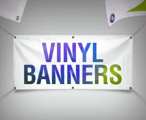 vinyl-banner