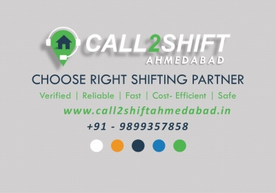 Packers and Movers AHmedabad - Call2shift Ahmedabad