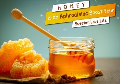 Honey Is An Aphrodisiac: Boost Your Sweeten Love Life