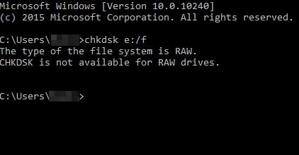 What to Do When The External Disk Is Corrupted?