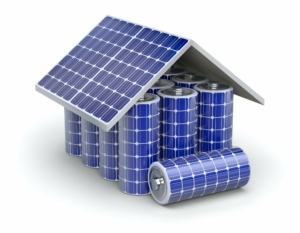 How Does A Solar Power Battery Work?